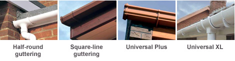 Guttering Features